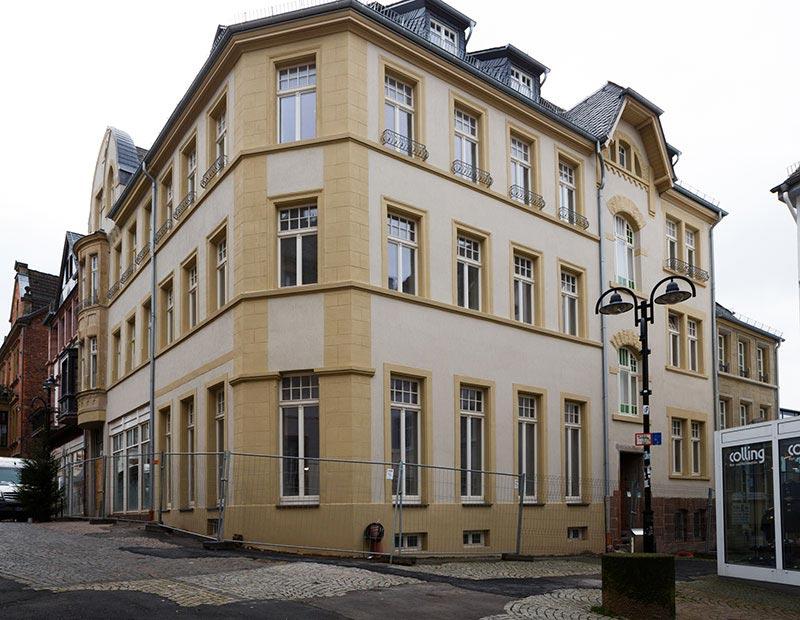 Umbau und Erweiterung Colbus-Areal in St. Wendel