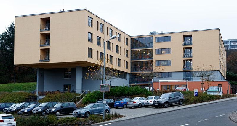 Neubau eines Pflegeheimes in Idar-Oberstein