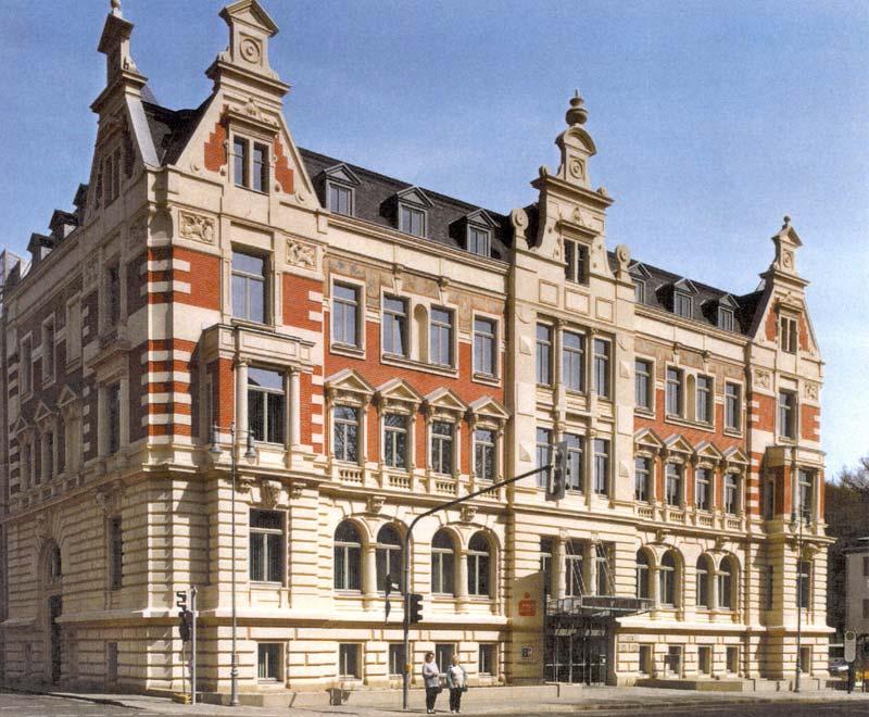 Hauptstelle Sparkasse Altenburger Land