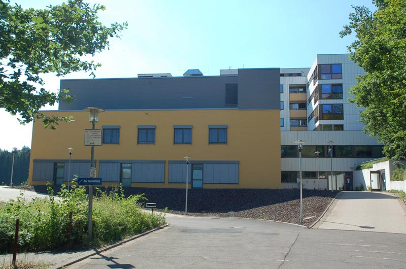 Neubau OP Bereich, Krankenhaus Lebach